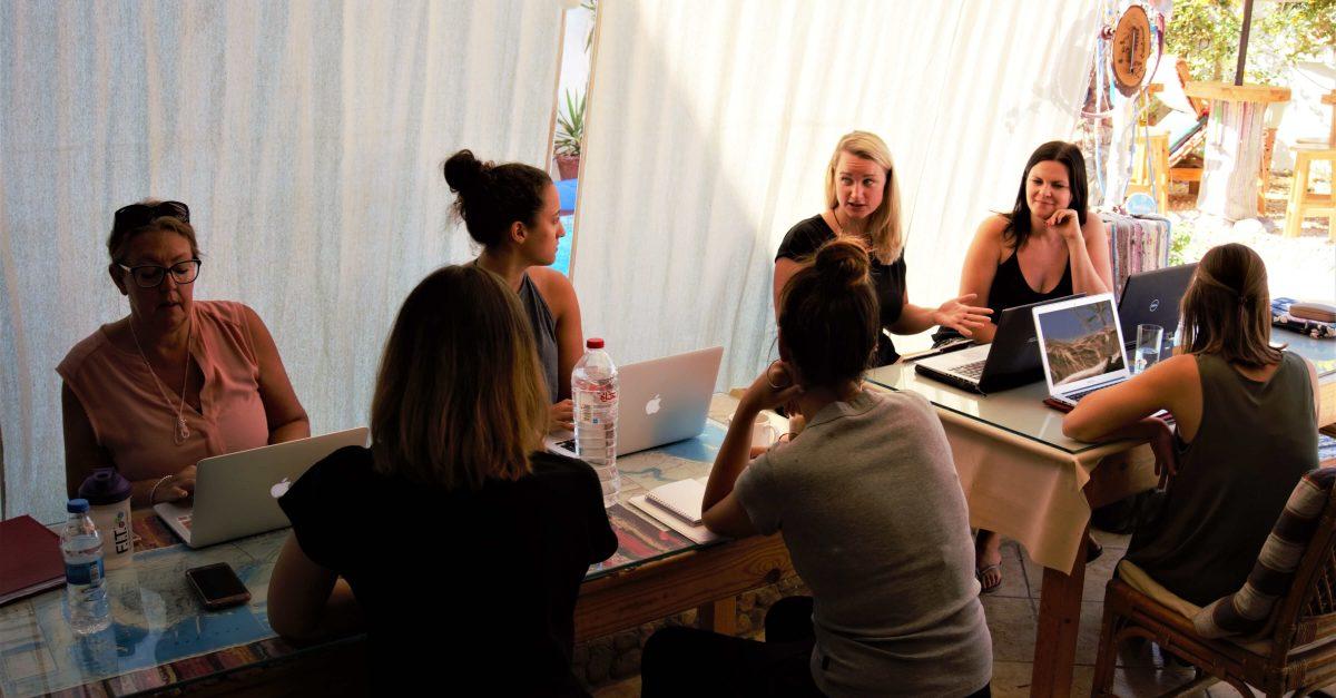 VAW Camp 2018 Workshop