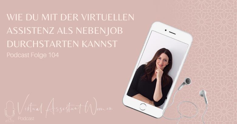 Virtuelle Assistenz Nebenjob