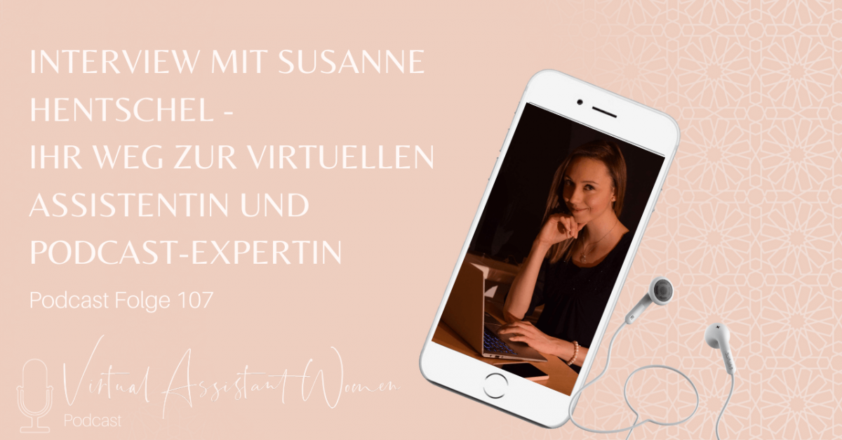 Virtuelle Assistentin - Podcast