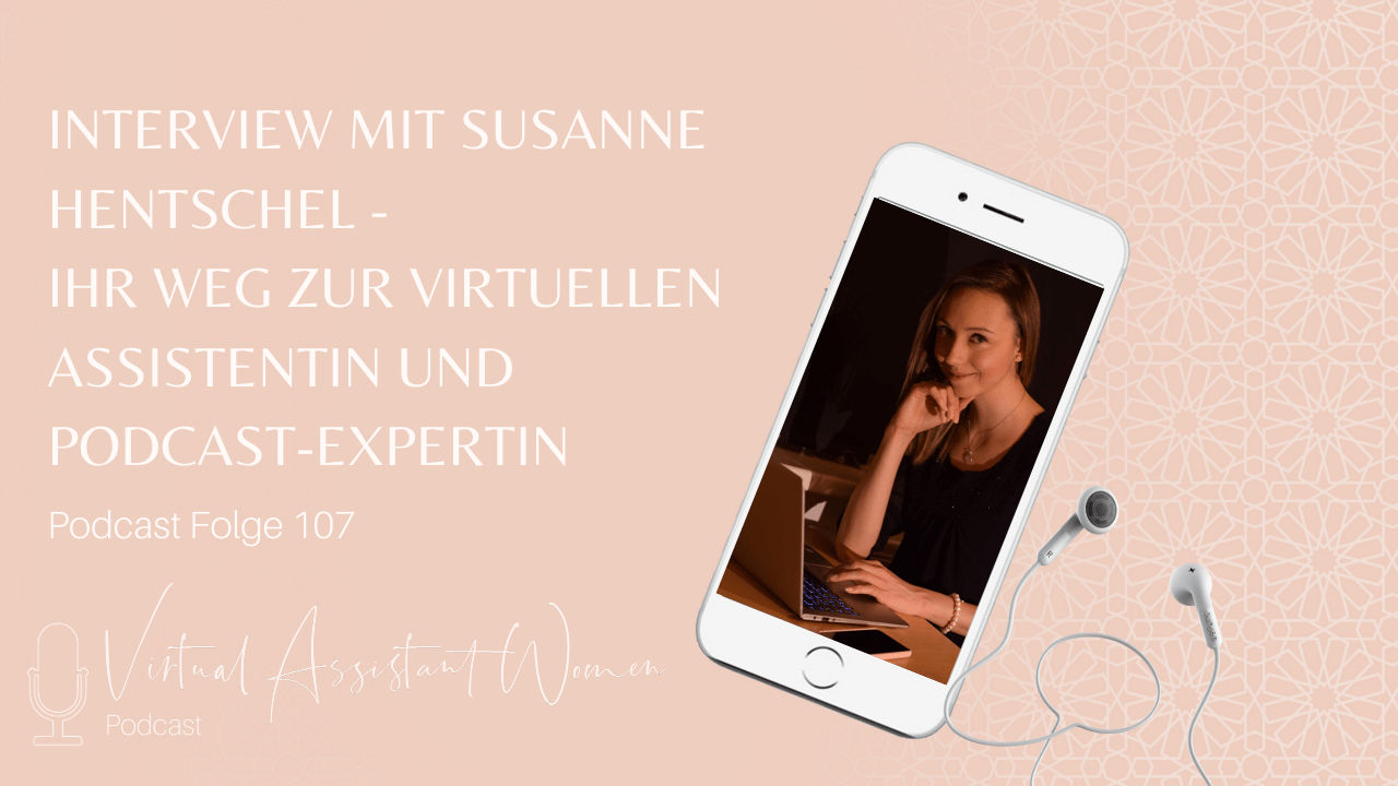 Virtuelle Assistentin - Podcast