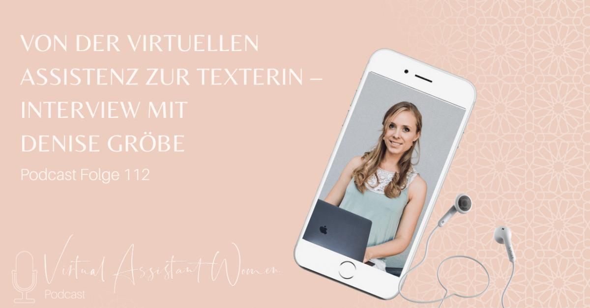 virtuelle Assistenz texten