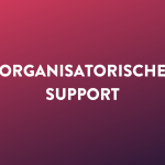 Organisatorische support