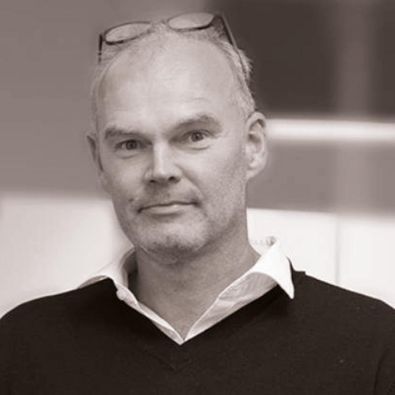 Claus Møller protræt
