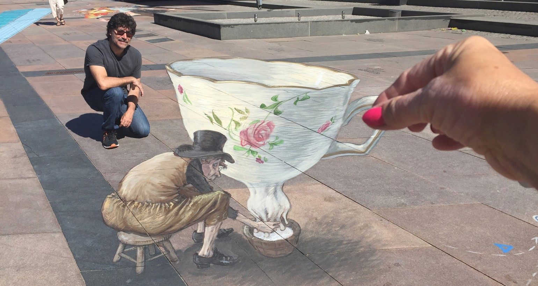Cup of Fairytales – Eduardo Relero