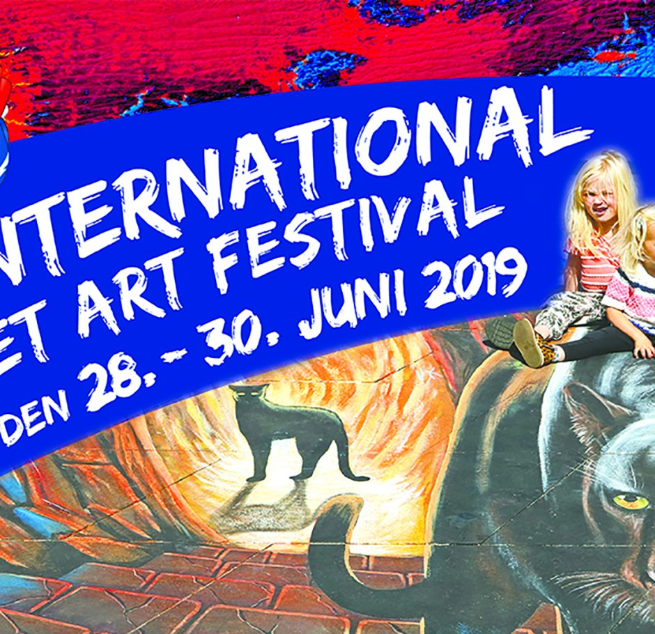Street Art banner 2019