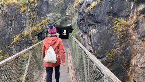 Vandra Tunneln Klackberg