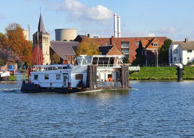 Motorduwboot Ertepeller