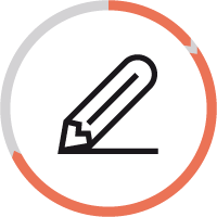 Visual Info Factory Process icon creation