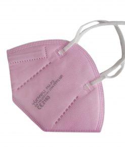 ffp2 maske rosa einzel