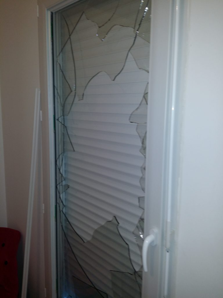 vitrier d'urgence Angers