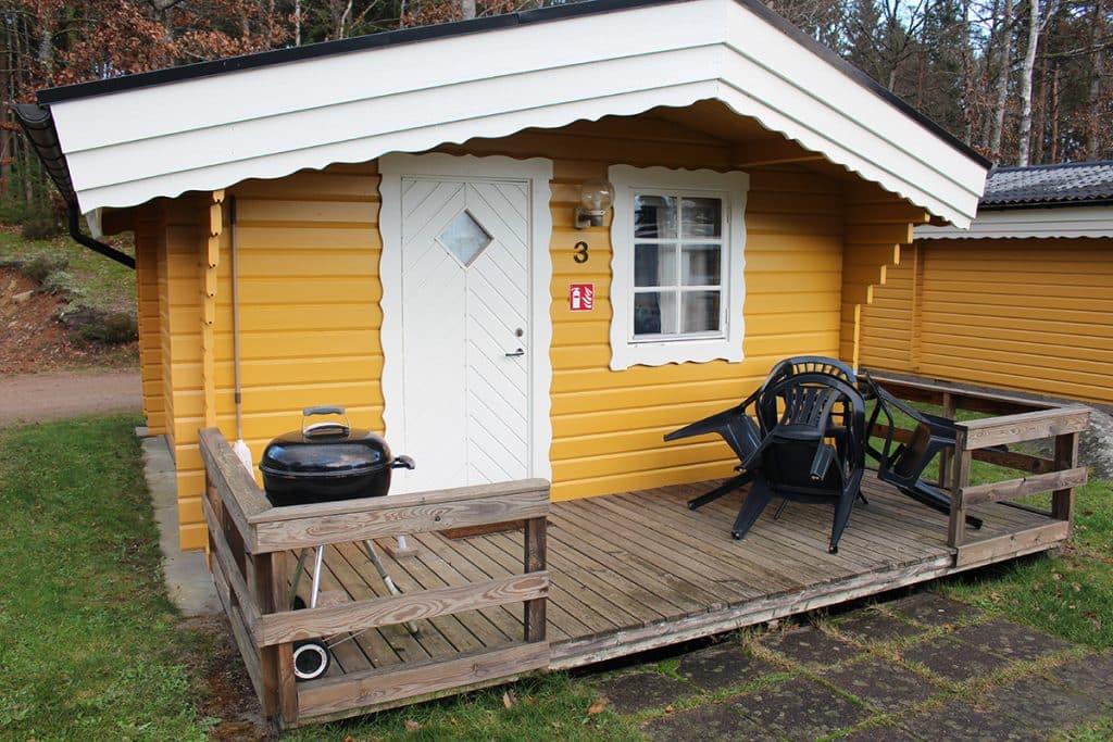 Stuga Vittsjö Camping