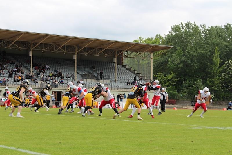 Berlin Adler gegen Cottbus Crayfish 25.5.19 - 2