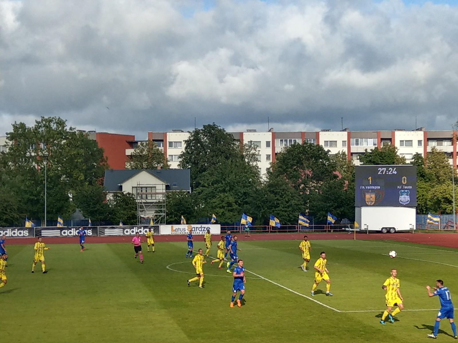 FK Ventspils - KF Teuta - 2019 - 5