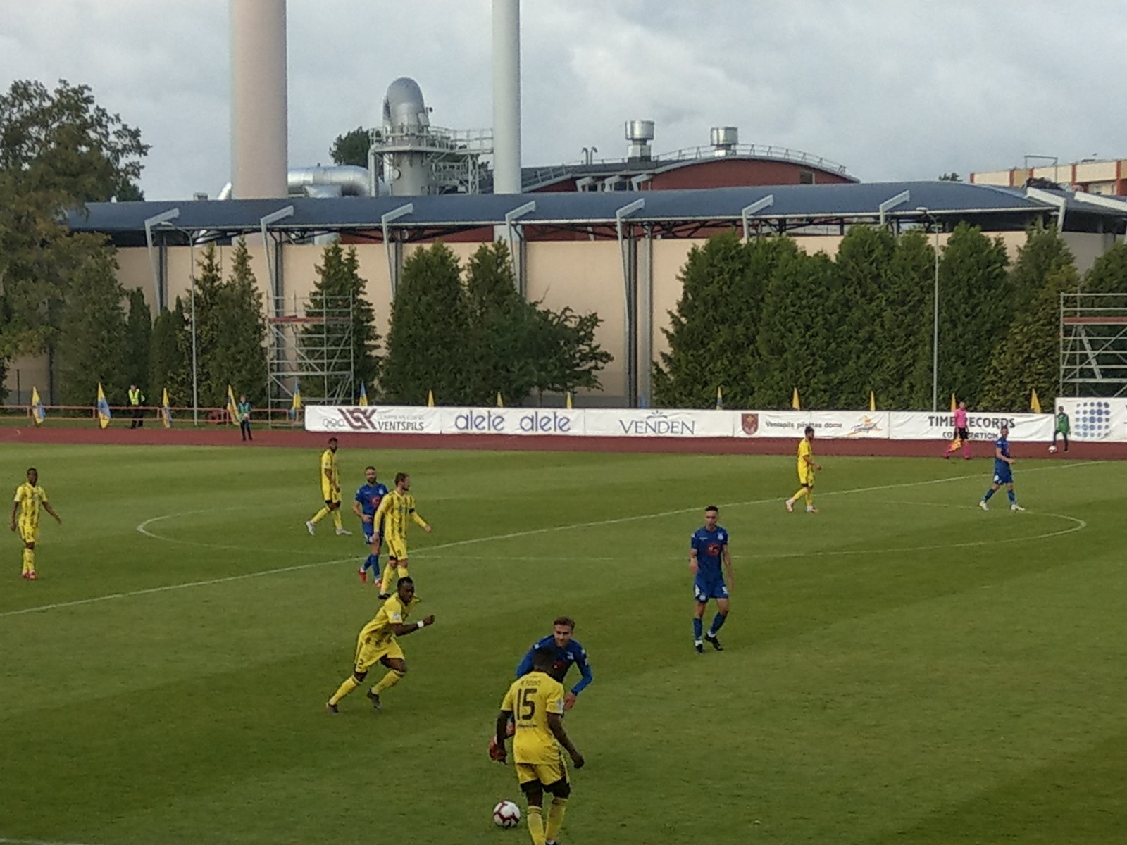 FK Ventspils - KF Teuta - 2019 - 10