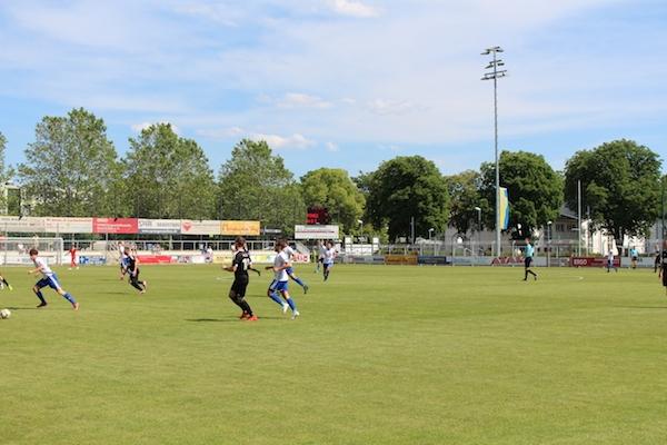 30. Spieltag 2018/ 2019 - Luckenwalde gegen Hohenstein Ernstthal - 2