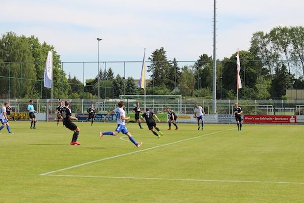 30. Spieltag 2018/ 2019 - Luckenwalde gegen Hohenstein Ernstthal - 5