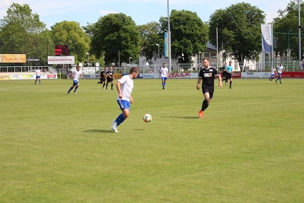 30. Spieltag 2018/ 2019 - Luckenwalde gegen Hohenstein Ernstthal - 8
