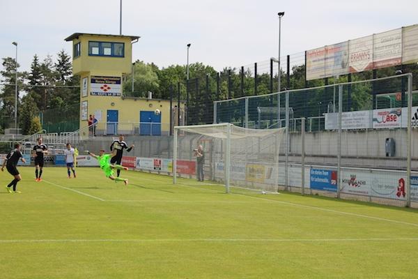 30. Spieltag 2018/ 2019 - Luckenwalde gegen Hohenstein Ernstthal - 17