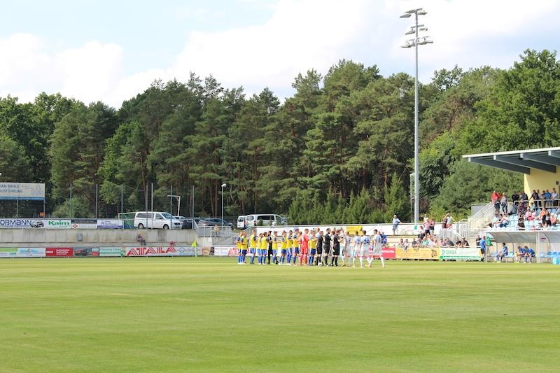 1. Spieltag Oberliga Süd - 3
