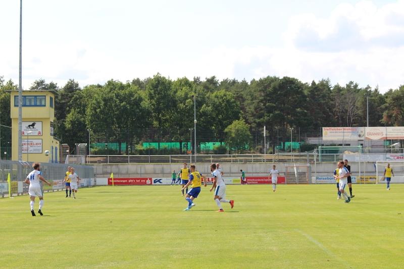 1. Spieltag Oberliga Süd - 10