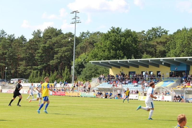1. Spieltag Oberliga Süd - 14