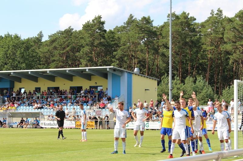 1. Spieltag Oberliga Süd - 16