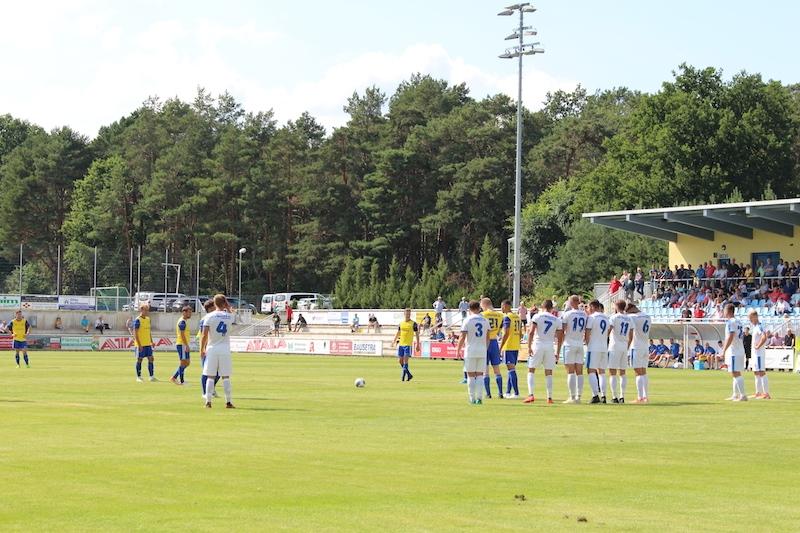 1. Spieltag Oberliga Süd - 21