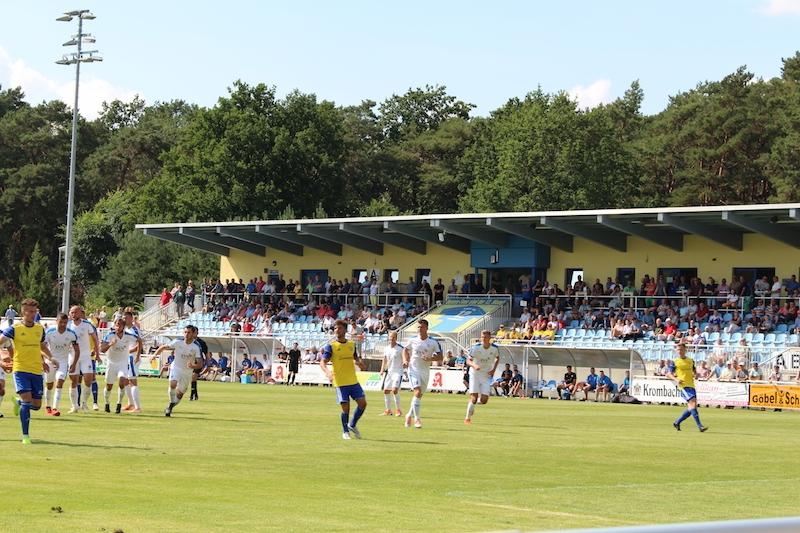 1. Spieltag Oberliga Süd - 22