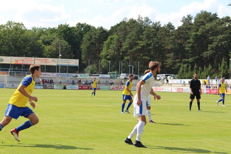 1. Spieltag Oberliga Süd - 25
