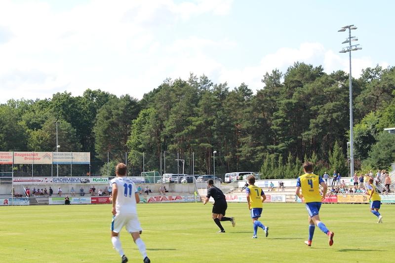 1. Spieltag Oberliga Süd - 27