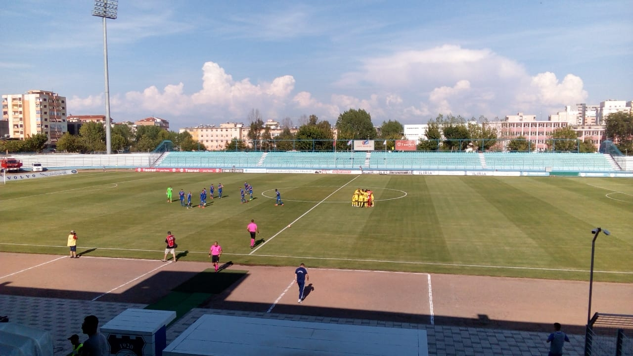 KF Teuta - FK Ventspils - 2019 - 5