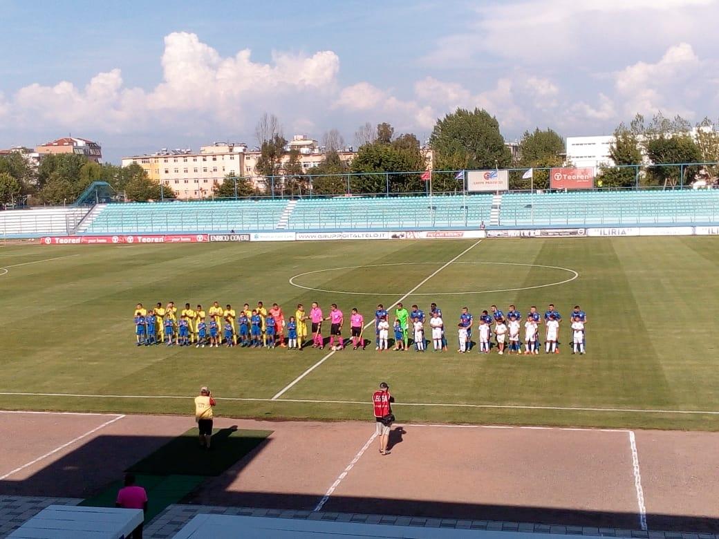 KF Teuta - FK Ventspils - 2019 - 1