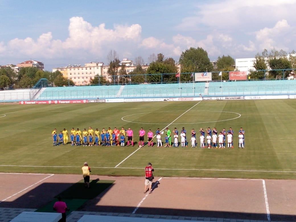KF Teuta - FK Ventspils - 2019 - 2