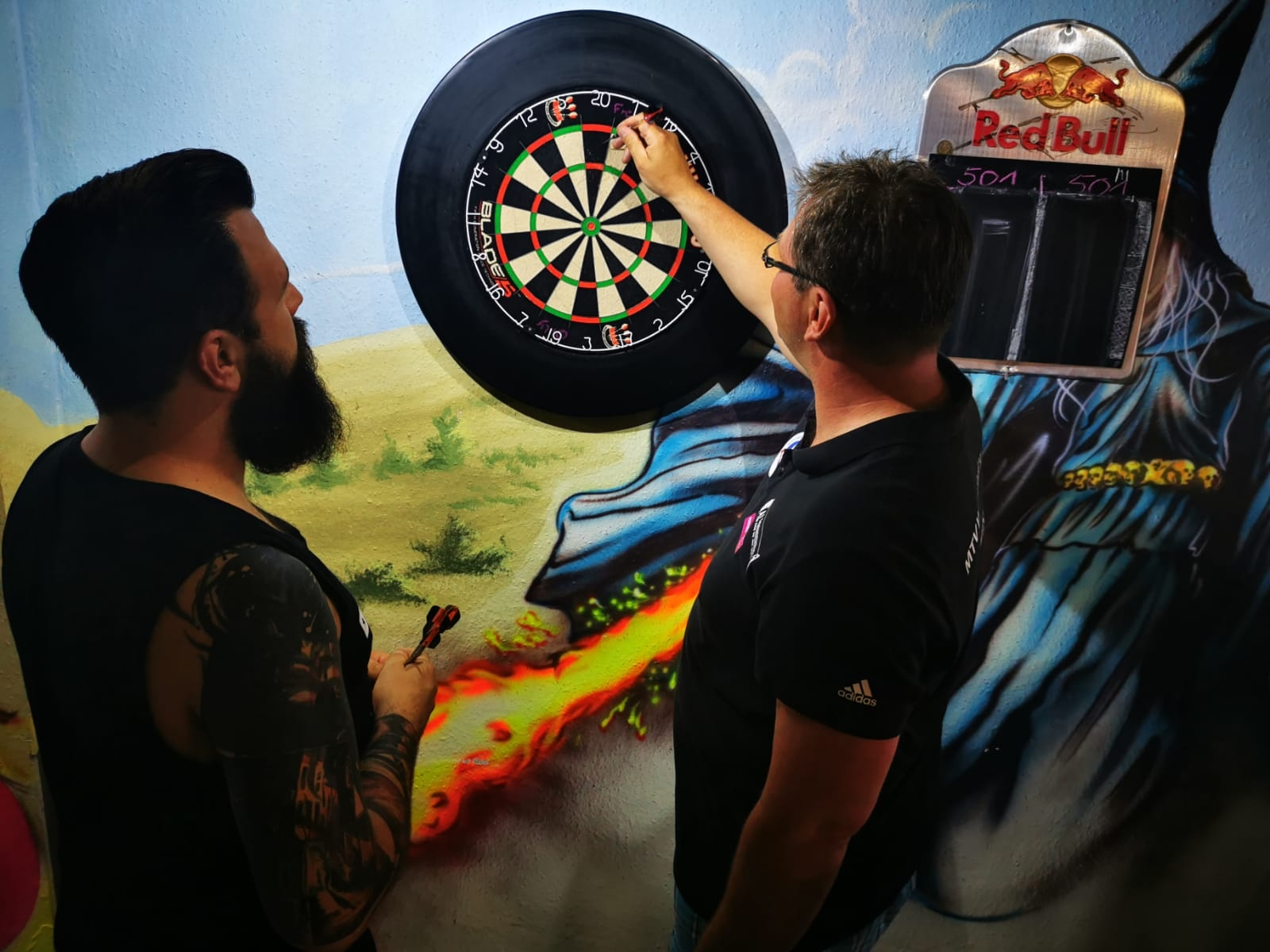 MTV Darts Wünsdorf - SOL Vi Tva Sports 5