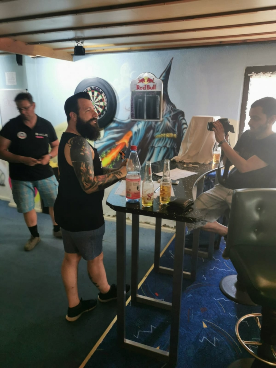 MTV Darts Wünsdorf - SOL Vi Tva Sports 6