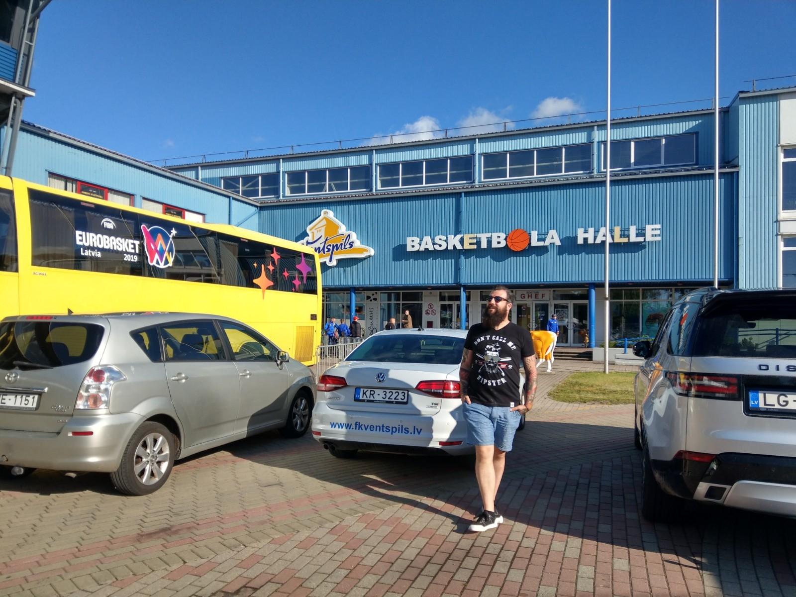 Olimpiskais Centrs Ventspils - 2