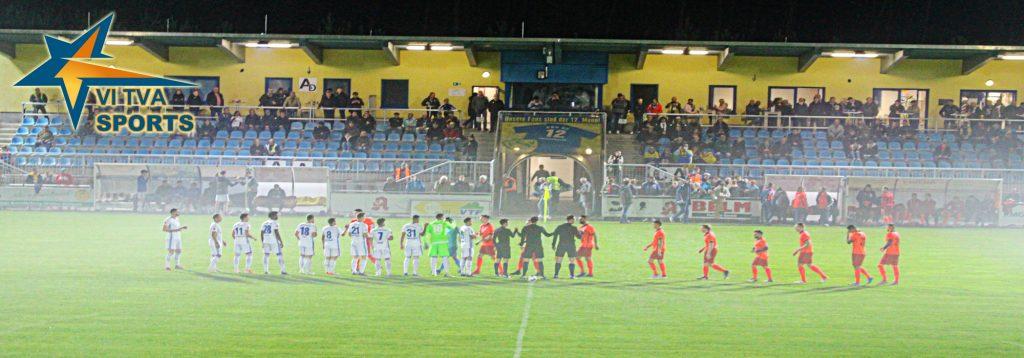 FSV 63 Luckenwalde gegen FC Eilenburg