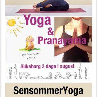 Sensommer yoga