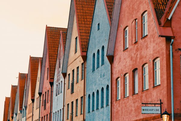 Jakriborg – a Modern Medieval-Style Town