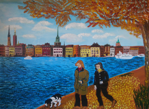 Stockholmwater * Sold