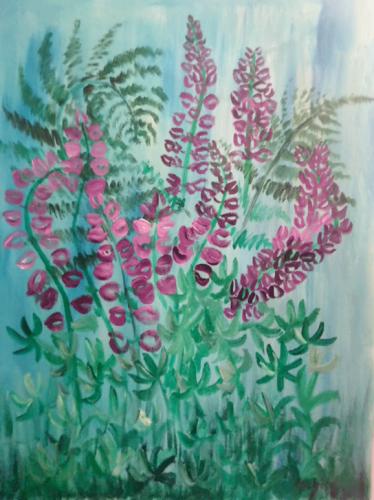 Blommor  *800 kr