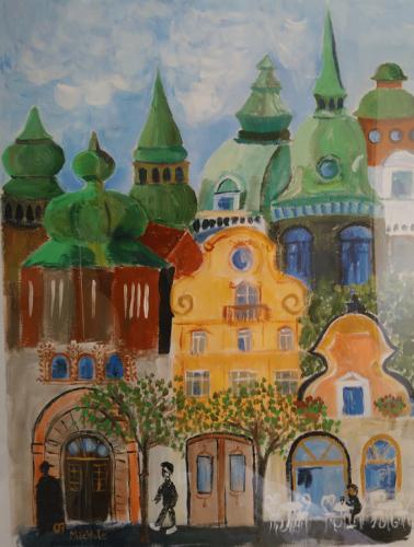 Stockholm 51x73 *1.500 kr