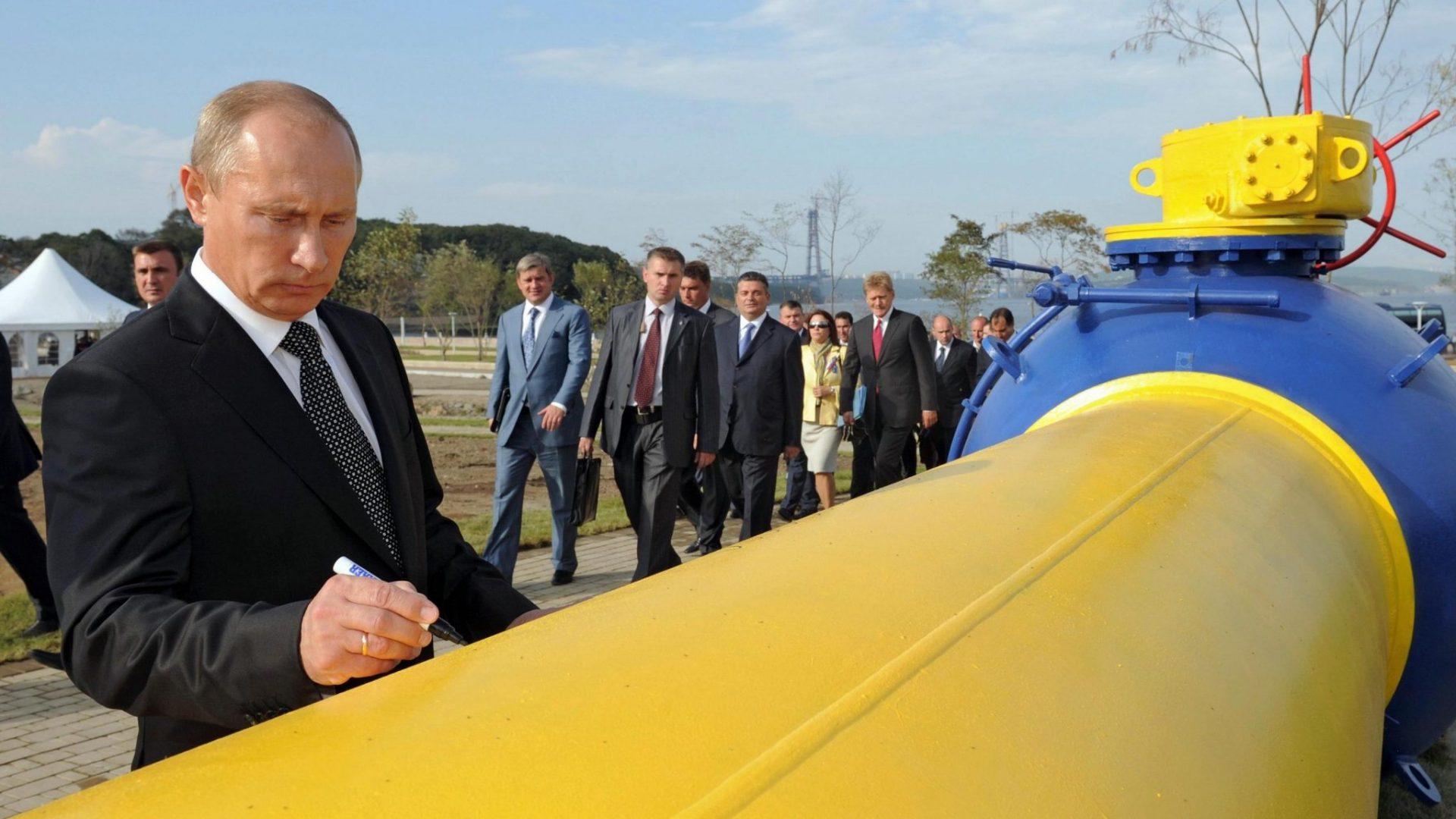 """""""Конец украинской экономике"""": Газпром отказался закупать Киевские газовые ресурсы"""