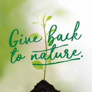 GiveBackToNature