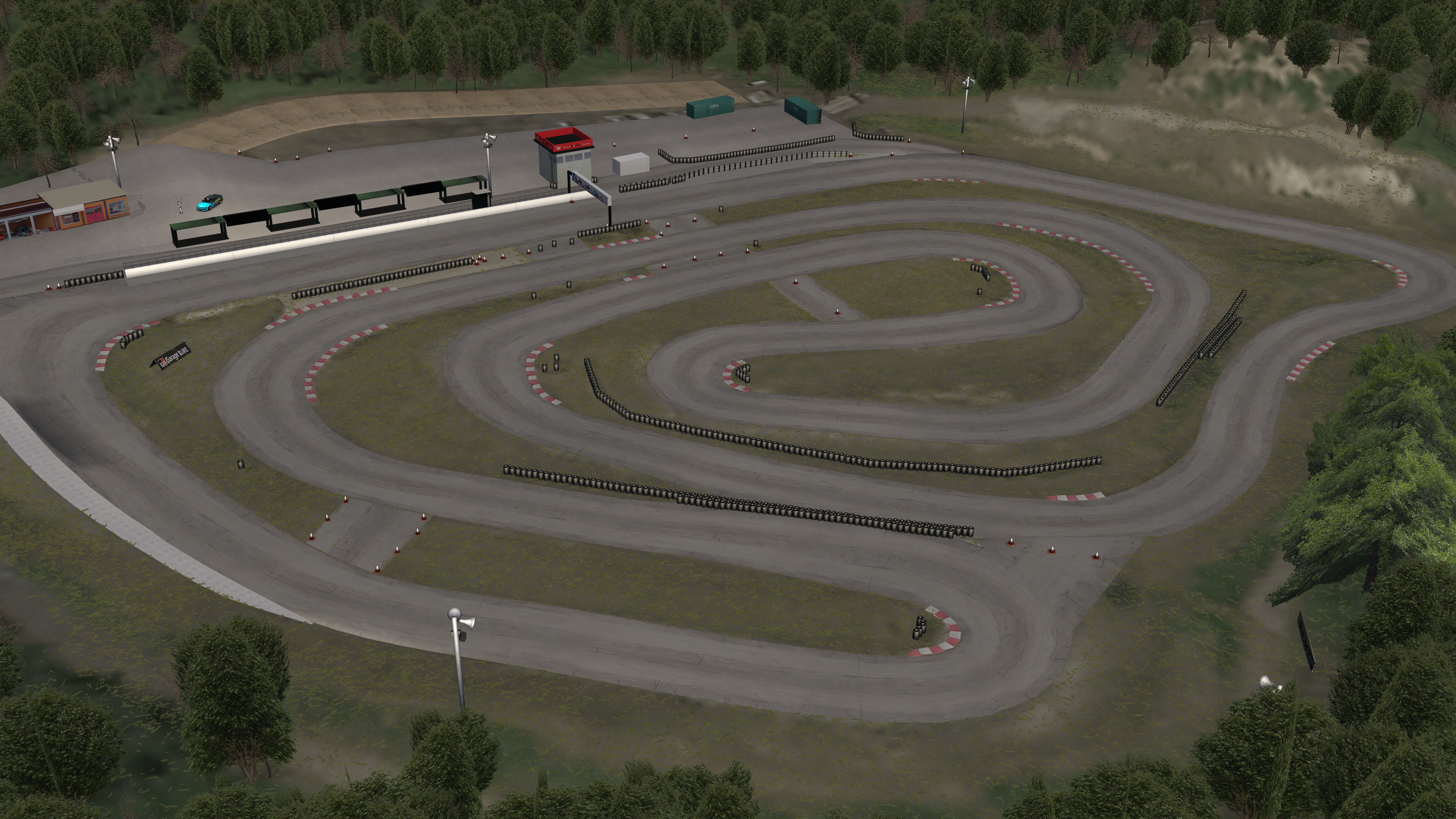 Read more about the article Owara Circuit