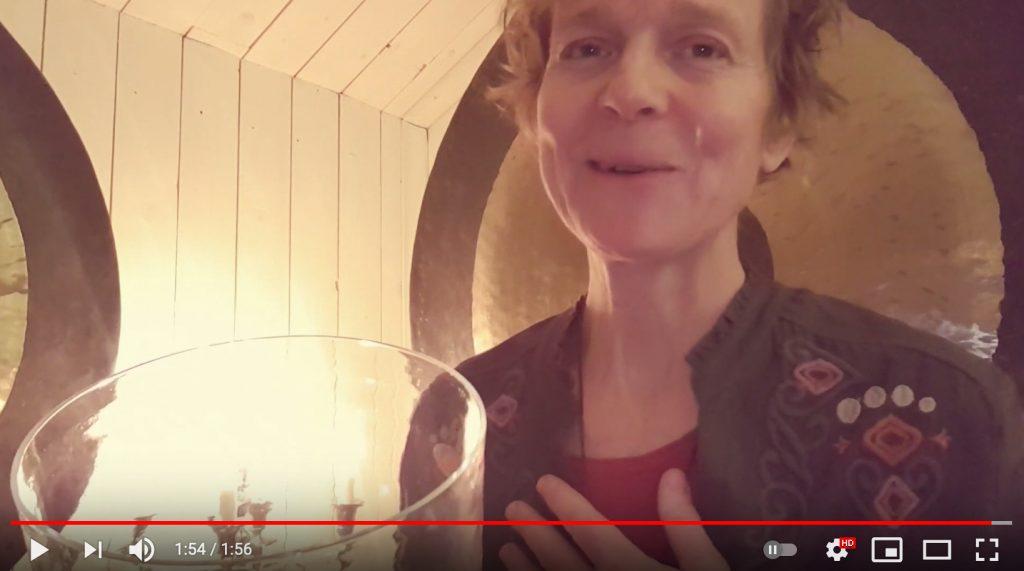 Hälsning från Anna i klanghörnan