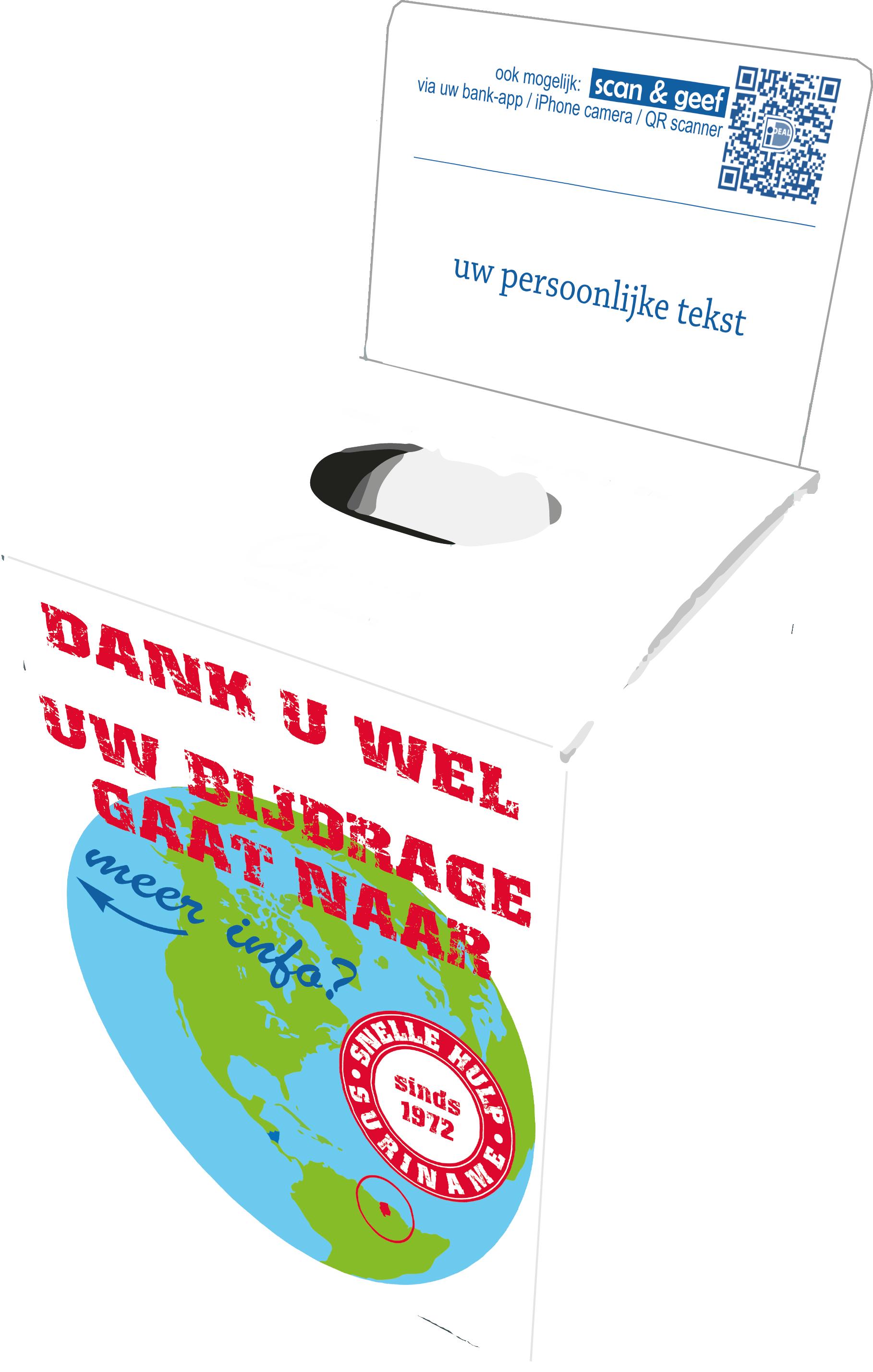 Box Suriname 3D