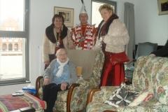 Bezoek Rusthuizen en afscheid Carnaval 2013 009