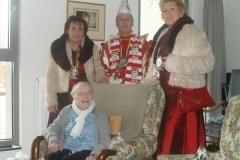 Bezoek Rusthuizen en afscheid Carnaval 2013 010