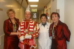Bezoek Rusthuizen en afscheid Carnaval 2013 045